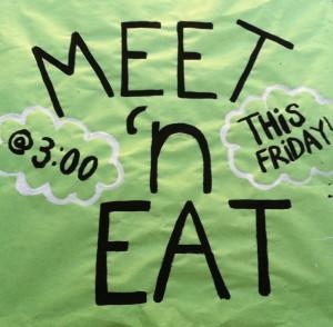 THS leadership hosts annual Meet n' Eat