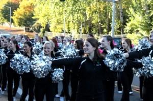 Treat for Tigard: homecoming parade