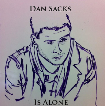 Dan Sacks Is Alone album out now