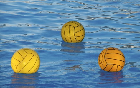 Tough game for water polo
