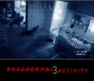 "Movie – ""Paranormal Activity 3"""