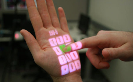 Omnitouch makes screens obsolete
