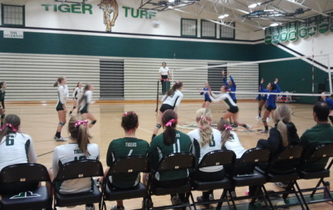 Tigard crushes Grant in volleyball playoffs