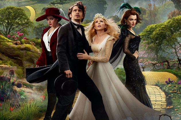 Oz the Great and Powerful Review