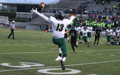 Tigard football leads Century 49-13