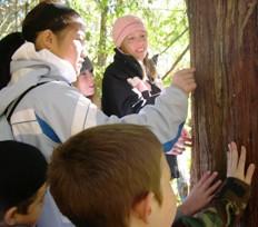 Visit the great outdoor... school!