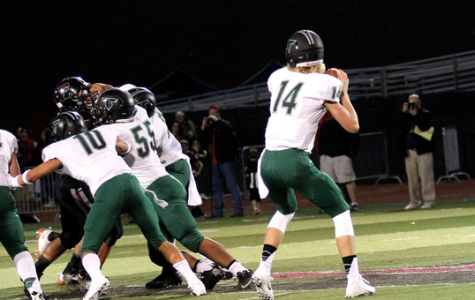 Tualatin disappoints in rivalry game against Tigard football