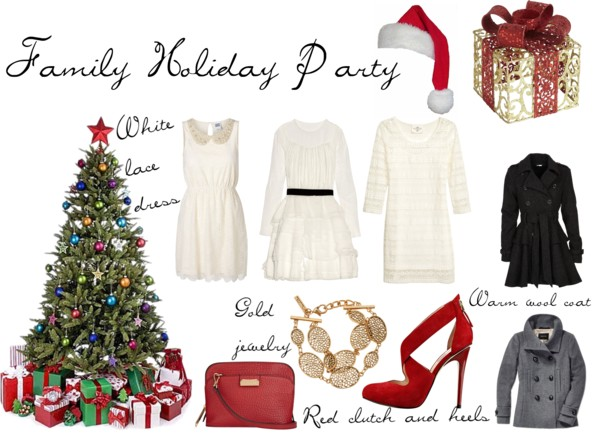 Style guide: holiday parties 2013