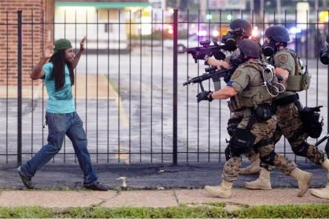 Opinions on Ferguson shooting