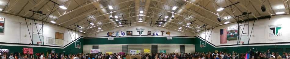 Club Rush Panorama