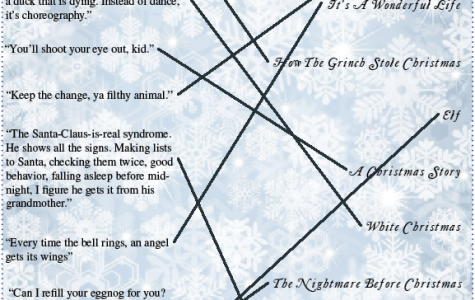 Answers for holiday matching game