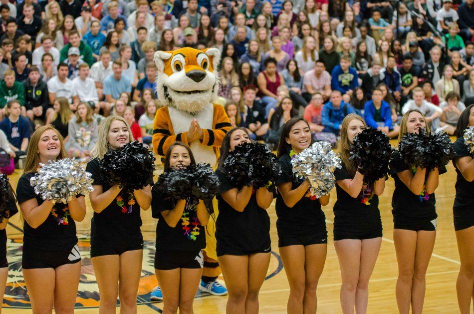 Back to School Assembly welcomes new and returning Tigers