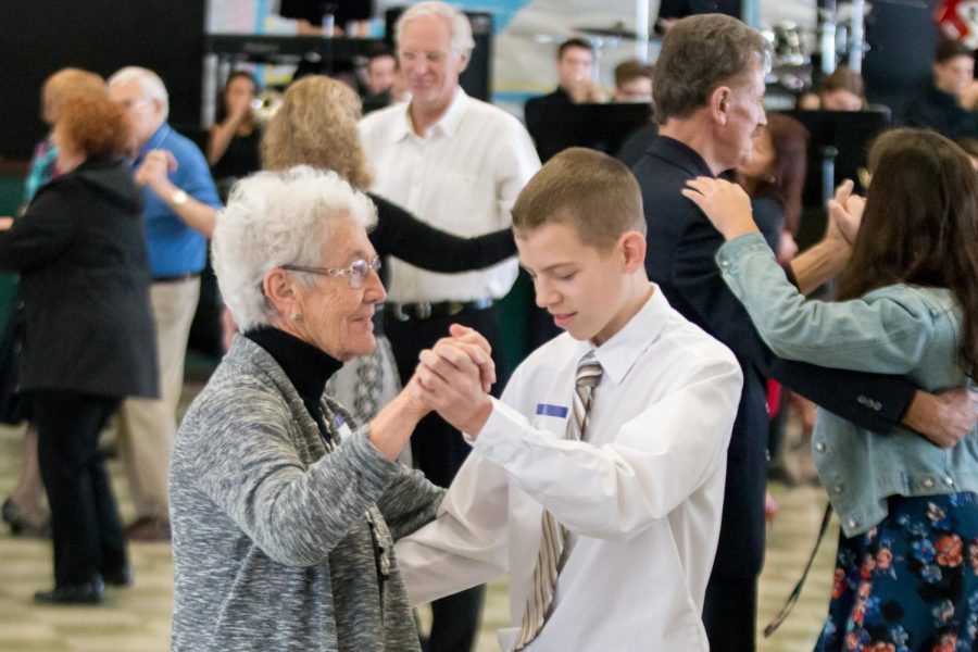 In Tigard, you're never too old for prom