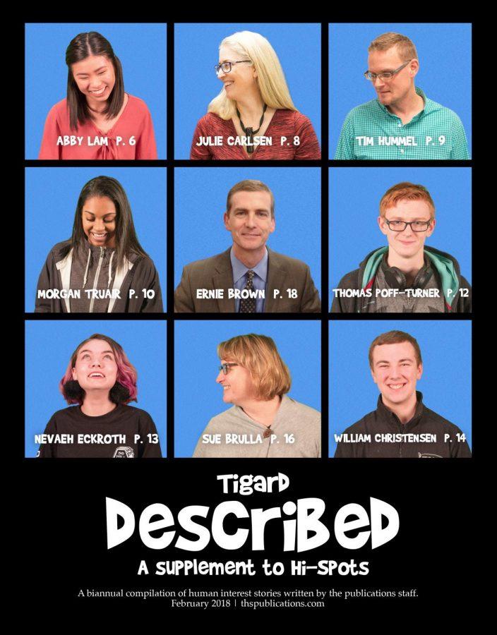 Tigard+Described