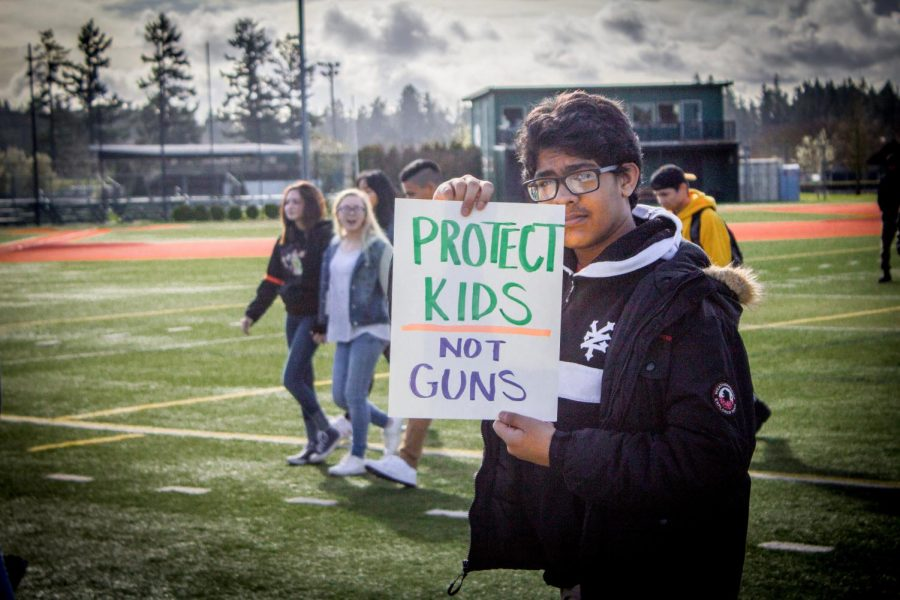 Following the shooting, students across the country led walkouts at their schools.