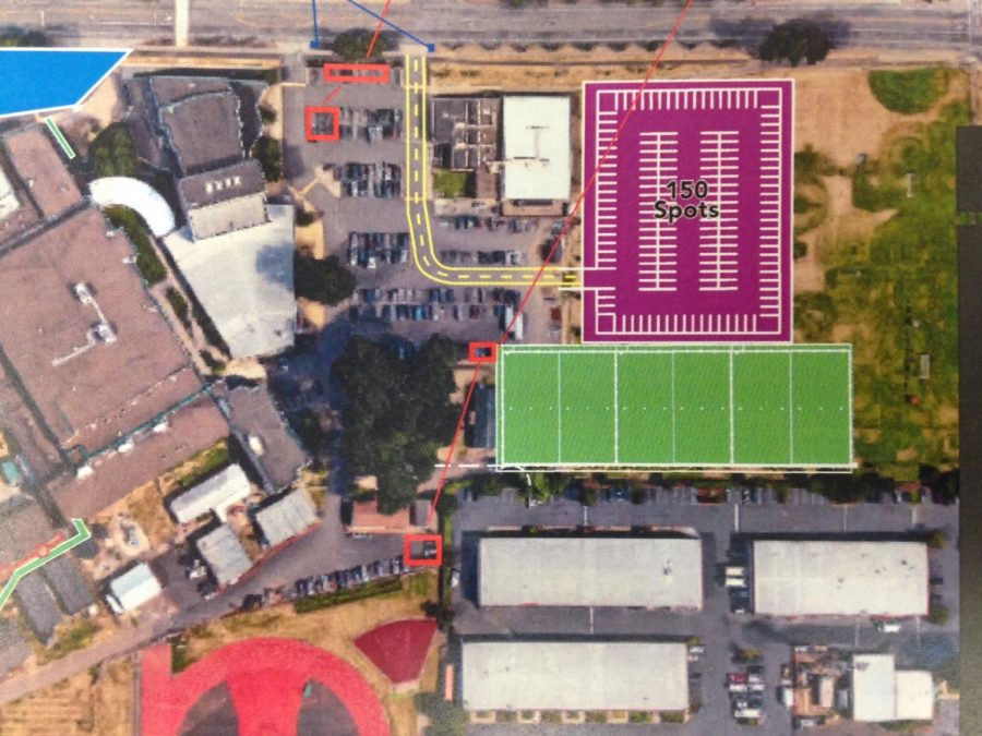 For+next+year+there+will+be+150+parking+spots+for+students+behind+the+swim+center.+