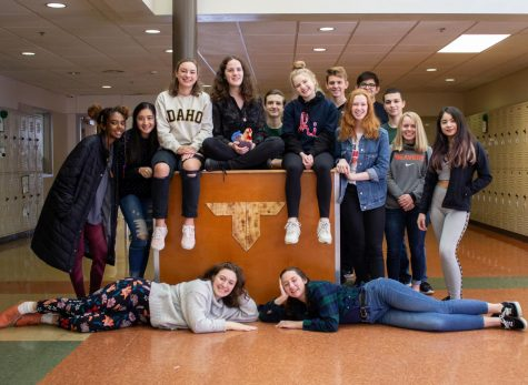Tigard High School yearbook wins gold medal