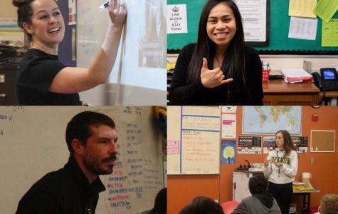 Q&A with THS Teachers
