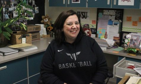 Classified Staff Appreciation Week: Patti Mason makes a difference