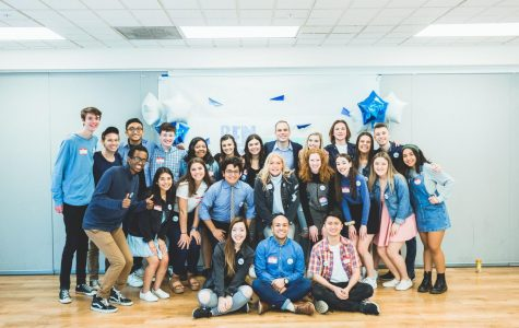 Student-led campaign amplifies student voice in the community