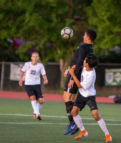 Debban gets the goal, boys defeat Tualatin