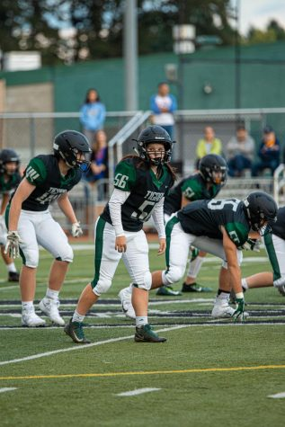 Tackling gender norms: meet Tigard's girl football players