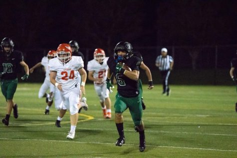 North Medford football gets shutout 42-0 by the Tigard Tigers in the O.S.A.A. quarterfinals