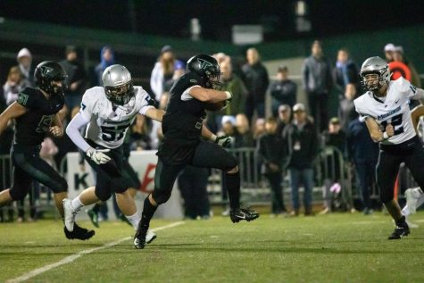 Friday night lights: No. 1 Tigard loses to No. 16 Mountainside in 6A playoffs