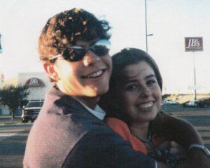 Amanda and Tyler Davila: A long history of Valentine's Days